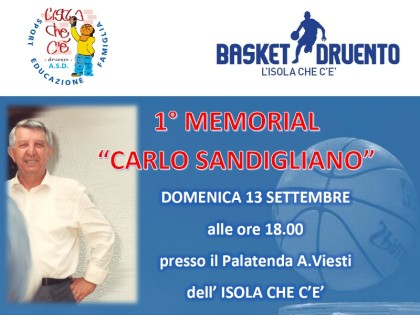 Memorial Carlo Sandigliano