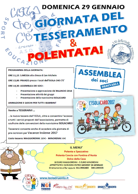 TESSERAMENTO_Volantino