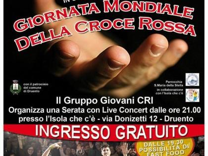 Concerto per la Giornata Mondiale delle Croce Rossa