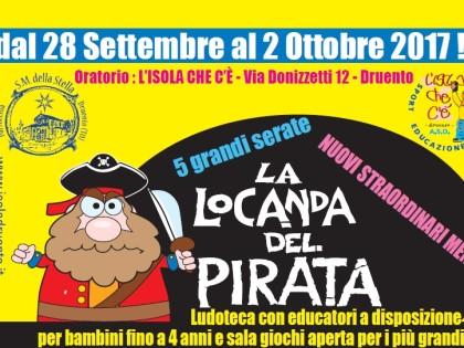 Locanda del Pirata 2017