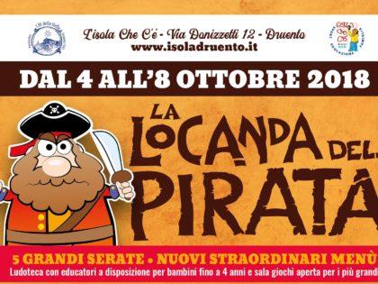 Locanda del Pirata 2018
