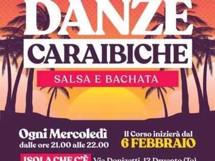 Nuovo corso di Danze Caraibiche