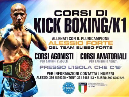 Corso di Kick Boxing per adolescenti
